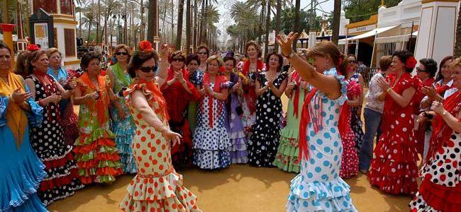 La Feria di Malaga: il primo week end