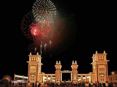 La Feria de Málaga: la Feria de Noche