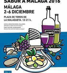"""La Feria """"Sabor a Málaga"""" in Plaza de Toros"""