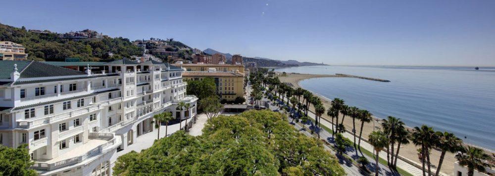 El Gran Hotel Miramar de Málaga