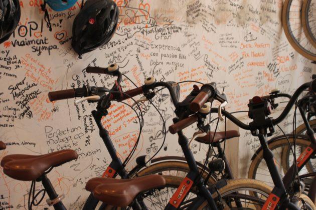 Noleggio Bici e Tour – MÁLAGA
