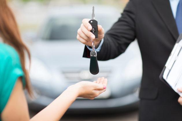 Agente per noleggio auto a Malaga