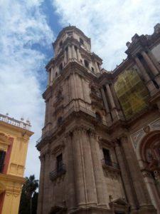La Cattedrale di Malaga è chiamata Maniquita