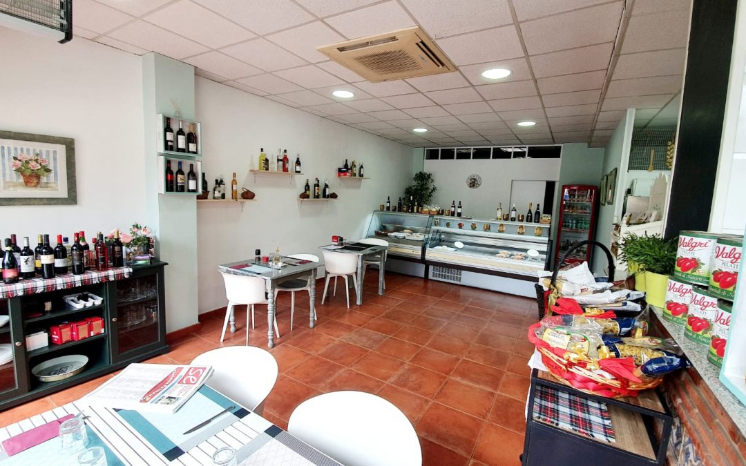 Vendesi gastronomia italiana/take away a Fuengirola