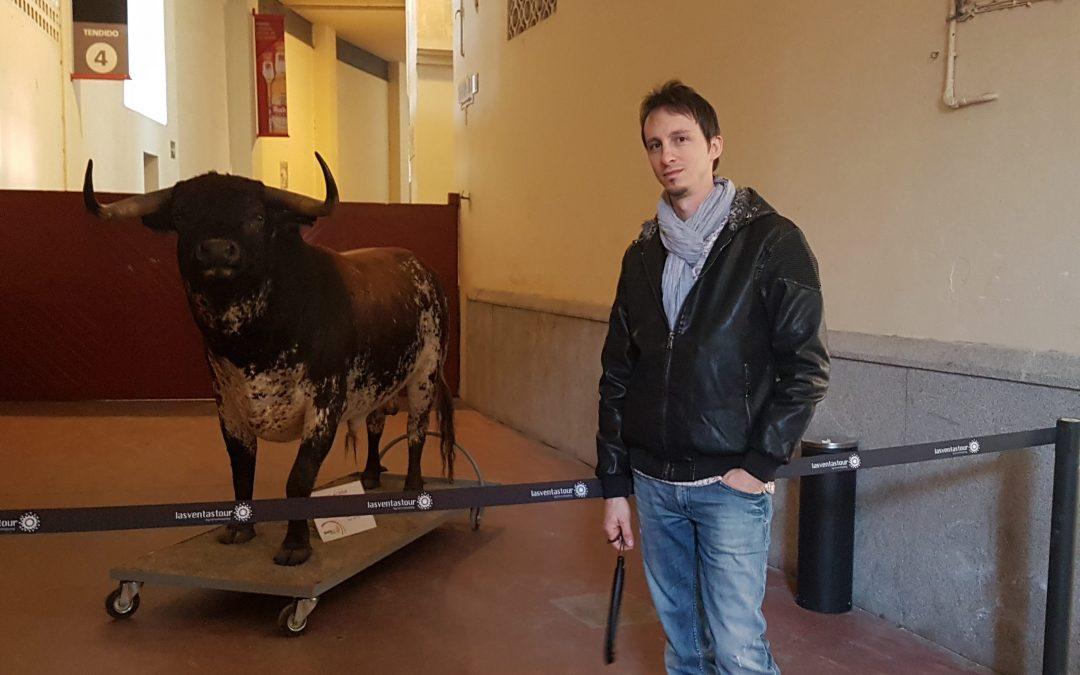 Biagio, un ragazzo che abbiamo aiutato a trasferirsi a Malaga